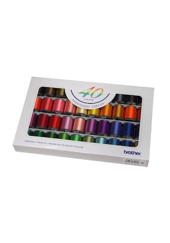 Brother Nähgarn »Mehrfarbig« kaufen