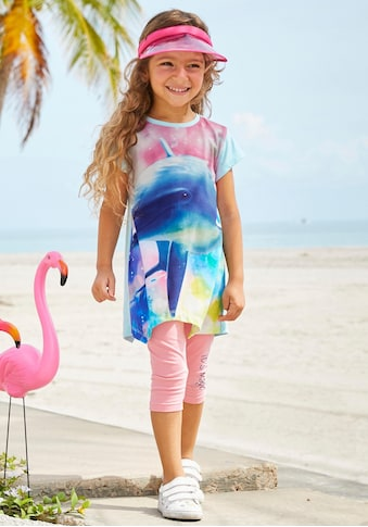 KIDSWORLD Shirt & Leggings, mit Delfin-Fotomotiv kaufen