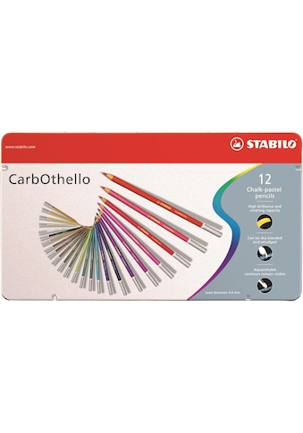 STABILO Buntstift »CarbOthello, 12«, Deckend kaufen