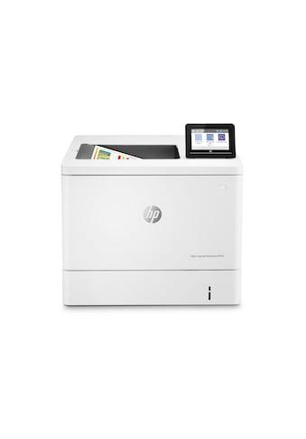 HP Laserdrucker »HP Drucker Color LaserJet Enterpris«, Direktdruck AirPrint, Mopria,... kaufen