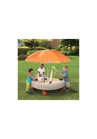 Little Tikes® Sandkasten »Builders Bay Sand & Water Table« kaufen