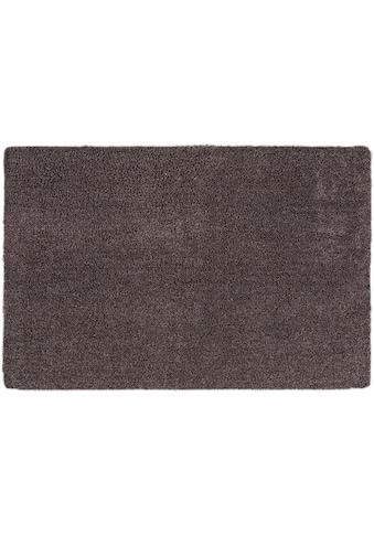 Andiamo Fussmatte »Super Cotton«, rechteckig, 10 mm Höhe, Schmutzfangmatte, In- und... kaufen