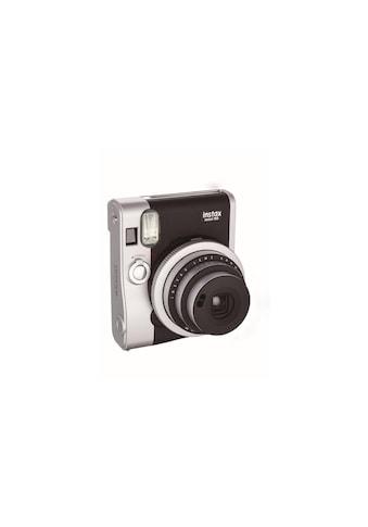FUJIFILM Sofortbildkamera »Instax Mini 90 Neo classic Silberfarben Schwarz« kaufen