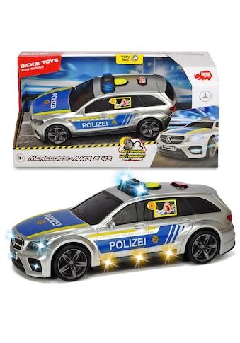Dickie Toys Spielzeug-Polizei »Mercedes AMG E43« kaufen