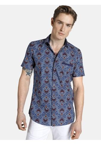 SHIRTMASTER Kurzarmhemd »peacock« kaufen