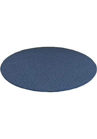 Teppich, »Cambridge«, Living Line, rund, Höhe 6 mm, maschinell getuftet kaufen