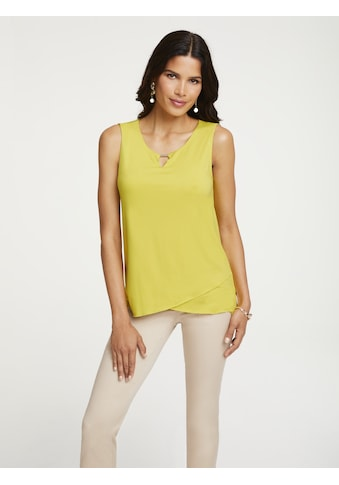 ASHLEY BROOKE by Heine Shirttop, mit Schmuckdetail kaufen