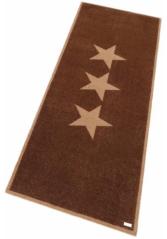 Zala Living Läufer »Sterne«, rechteckig, 7 mm Höhe, Schmutzfangläufer kaufen