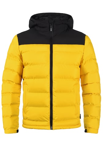 Indicode Steppjacke »Gaius«, warme Jacke mit hochabschliessender Kapuze kaufen