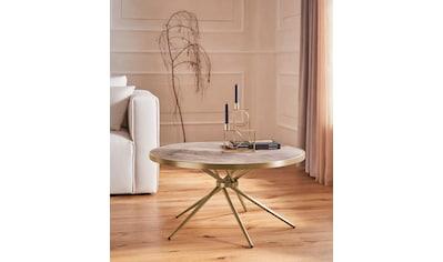 Guido Maria Kretschmer Home&Living Couchtisch »Marble«, Couchtisch in modernem Design kaufen