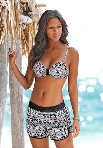 LASCANA Badeshorts, als perfekte Ergänzung zum Bikini kaufen