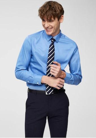 SELECTED HOMME Langarmhemd »SLIM PEN PELLE SHIRT« kaufen