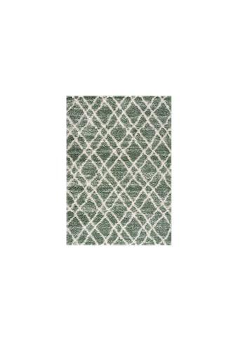 Teppich »Pulpy green/white«, quadratisch, - mm Höhe kaufen
