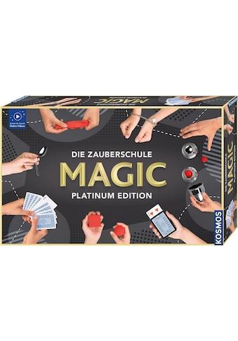 Kosmos Experimentierkasten »Magie Die Zauberschule Magic: Platinum Edition« kaufen