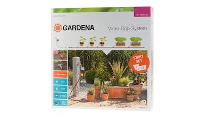 GARDENA Bewässerungssystem »M 13002 Micro-Drip-System automatic« kaufen