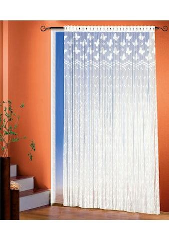 Fadenvorhang, »Neuss«, WILLKOMMEN ZUHAUSE by ALBANI GROUP, Stangendurchzug 1 Stück kaufen