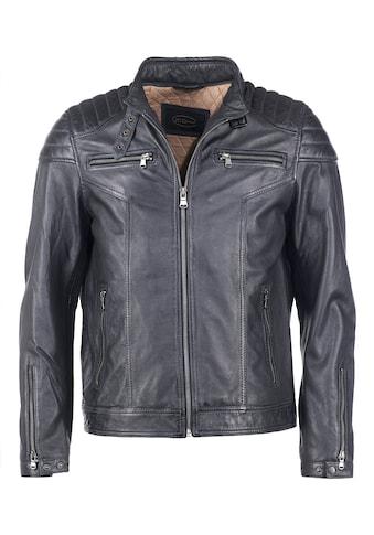JCC Lederjacke »51167«, Bikerlederjacke mit zwei Brusttaschen kaufen