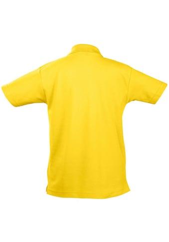 SOLS Poloshirt »Kinder Unisex Polo Shirt Summer II« kaufen