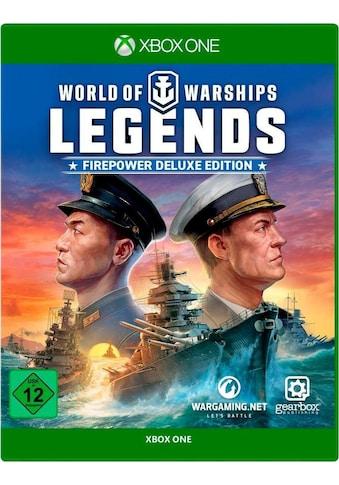 XB1 World of Warships Xbox One kaufen