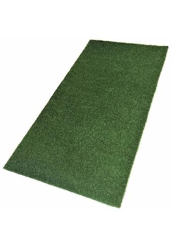 Living Line Kunstrasen »Madeira Premium«, rechteckig, 32 mm Höhe, Rasenteppich, grün,... kaufen