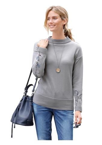 Ambria Pullover mit lässig überschnittenen Schultern kaufen