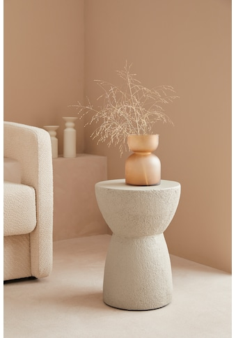 LeGer Home by Lena Gercke Beistelltisch »Zarah«, in Betonoptik, moderne Form kaufen