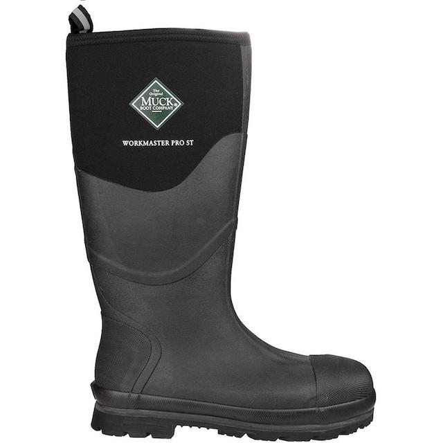 Muck Boots Arbeitsschuh »Unisex Sicherheitsgummistiefel Workmaster Pro High, wasserfest«