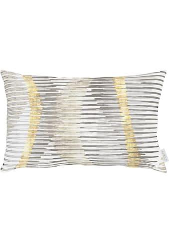 APELT Kissenbezug »Mika«, (1 St.), mit grafischem Muster kaufen