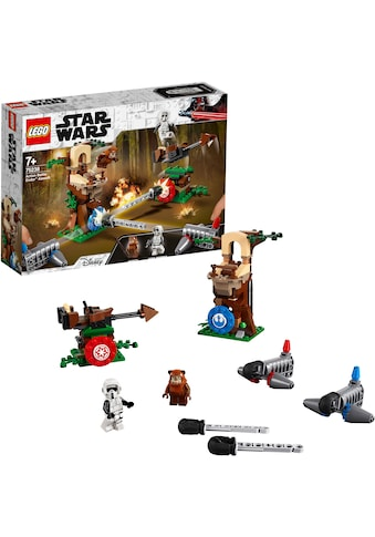 "LEGO® Konstruktionsspielsteine ""Action Battle Endor™ Attacke (75238) LEGO® Star Wars™"", Kunststoff, (193 - tlg.) kaufen"