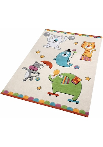 SMART KIDS Kinderteppich »Little Artists«, rechteckig, 10 mm Höhe kaufen