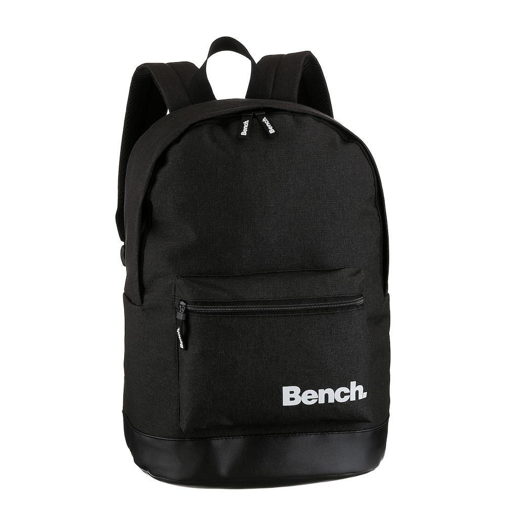 Bench. Cityrucksack, mit gepolstertem Rücken