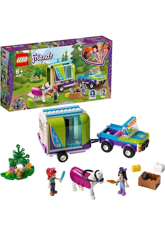 "LEGO® Konstruktionsspielsteine ""Mias Pferdetransporter (41371), LEGO® Friends"", Kunststoff, (216 - tlg.) acheter"