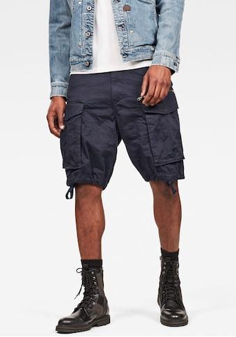 G-Star RAW Cargoshorts »Rovic zip loose 1/2 sage« kaufen