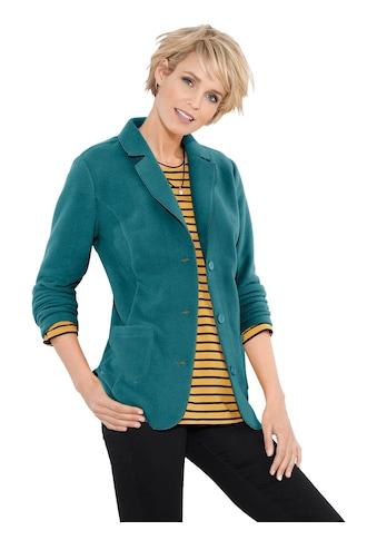 Classic Basics Fleece - Blazer mit Antipilling - Ausrüstung kaufen