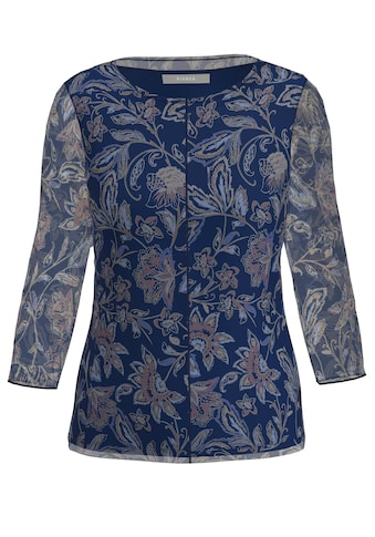 bianca Langarmshirt »DINI«, mit floralem Print aus Mesh kaufen