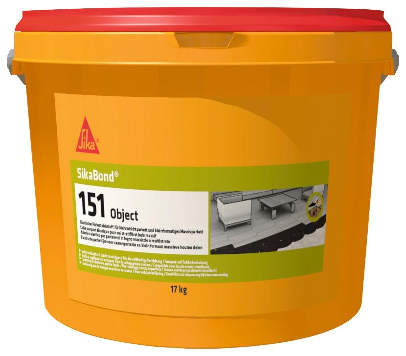 Image of Kleber »SikaBond 130 Designfloor«, für Vinylböden, 14 kg