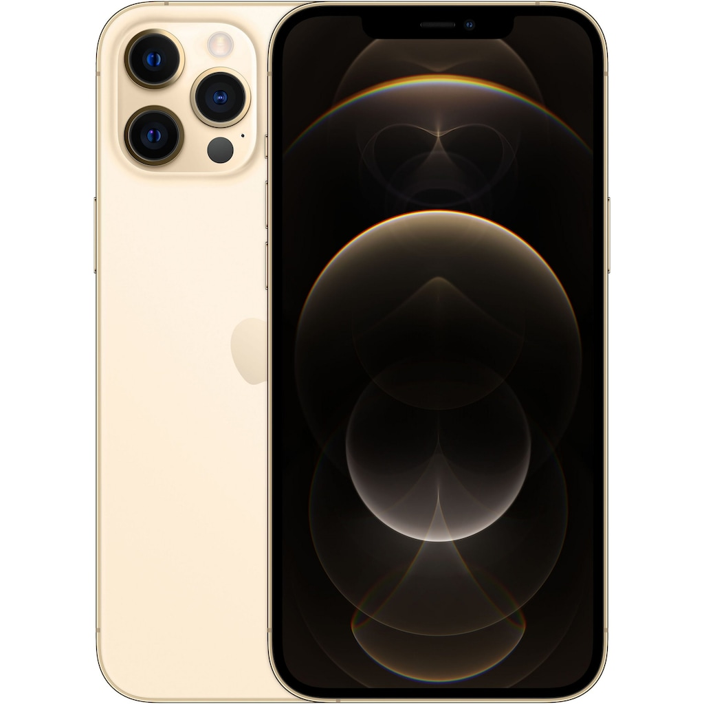 "Apple Smartphone »iPhone 12 Pro Max - 512GB«, (17 cm/6,7 "", 512 GB, 12 MP Kamera)"