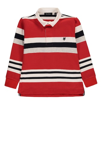 Marc O'Polo Junior Poloshirt gestreift kaufen