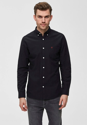 SELECTED HOMME Langarmhemd »COLLECT SHIRT LS« kaufen