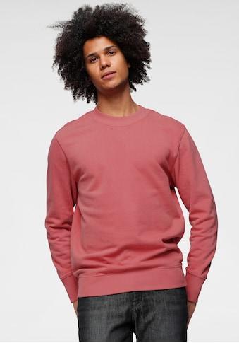 GOODproduct Sweatshirt »GOTS zertifiziert – nachhaltig aus Bio-Baumwolle« kaufen