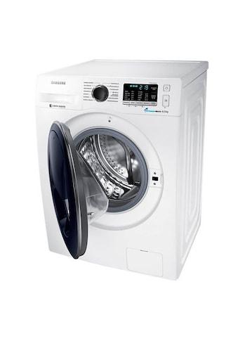 Waschmaschine WW5500K, 8kg, A+++, Crystal Black, Samsung, »WW80K5400UW/WS« kaufen