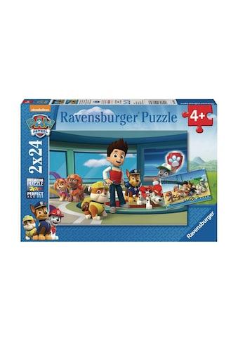 Ravensburger Puzzle »Paw Patrol Hilfsbereite Spürnasen« kaufen