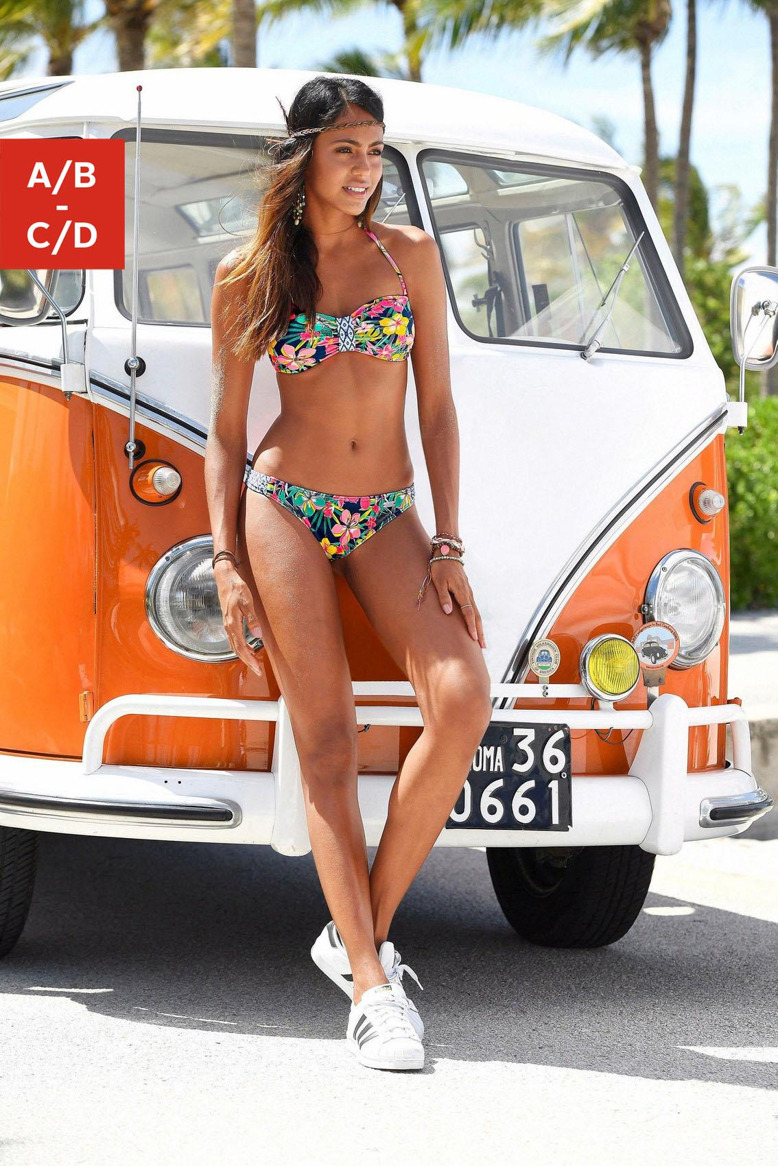 Image of Buffalo Bandeau-Bikini-Top »Dalia«