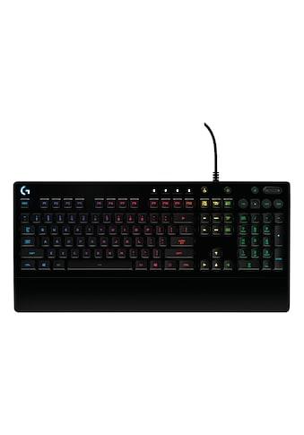 Logitech Gaming-Tastatur »G213 Prodigy«, (Ziffernblock-Handgelenkauflage) kaufen