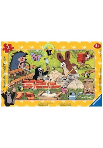 Ravensburger Puzzle »Der kleine Maulwurf und seine Freunde« kaufen