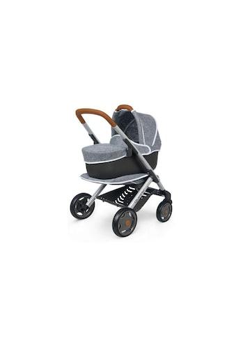 Puppenwagen, Smoby, »Quinny 3in1  -  Grau« kaufen