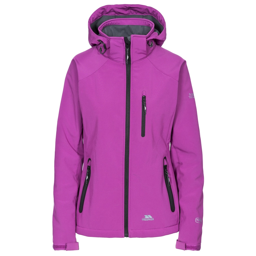 Trespass Softshelljacke »Damen Bela II, wasserdicht«