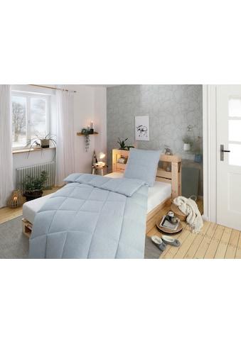 Älgdröm Kunstfaserbettdecke »Norrström«, warm, (1 St.), Super Preis-/Leistungsverhältnis kaufen