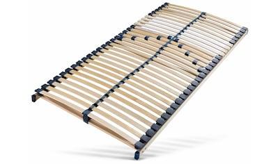 Breckle Lattenrost »Manao Fix 30 Leisten«, 30 Leisten, Kopfteil nicht verstellbar kaufen