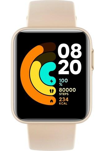Xiaomi Smartwatch »Mi Watch Lite«, (Proprietär) kaufen